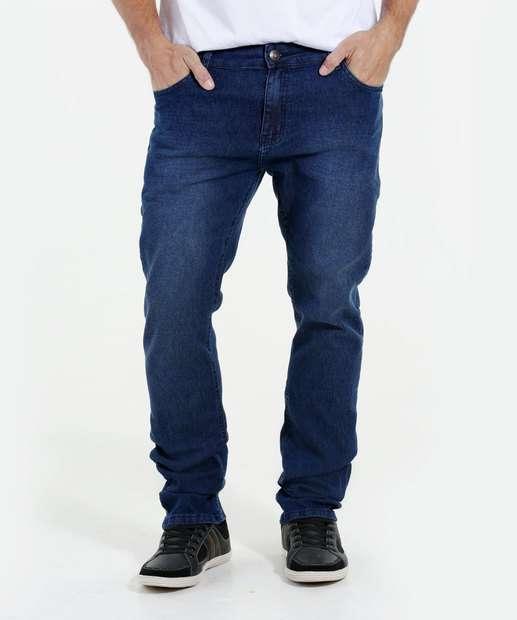 Image_Calça Masculina Slim em Jeans Marisa