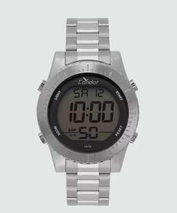 85703734cf467 Relógio Masculino Digital Condor COBJ3463AB2K