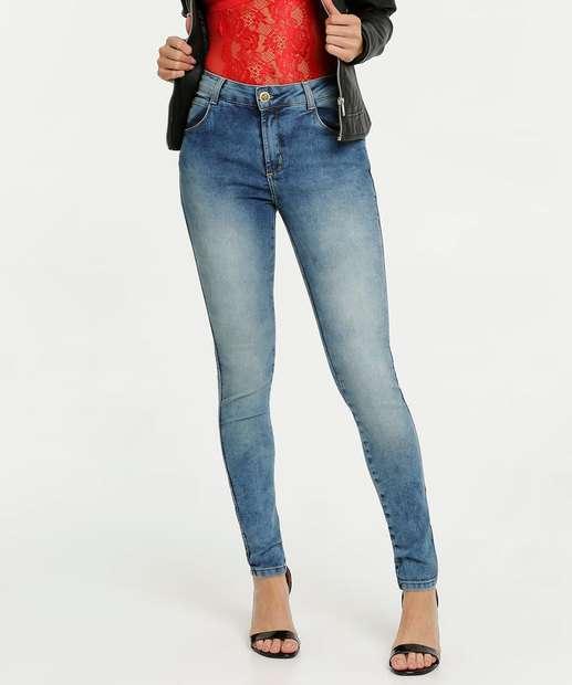 Image_Calça Skinny Feminina Uber Jeans