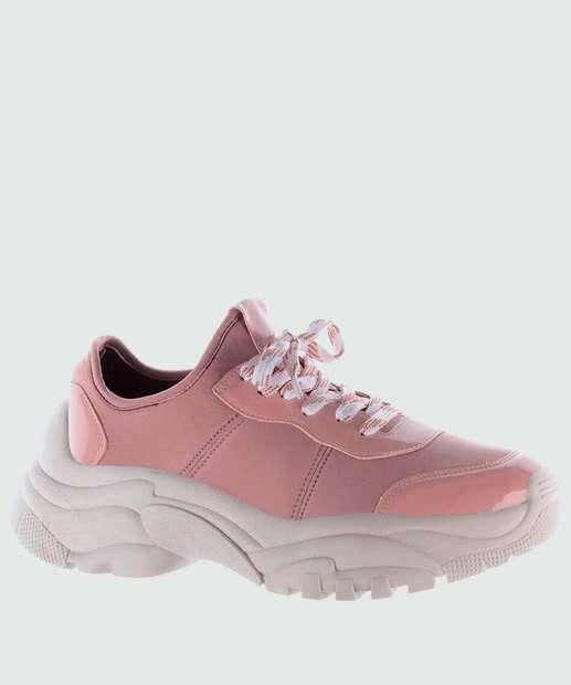 Image_Tênis Feminino Chunky Sneaker Zatz Z2529158516