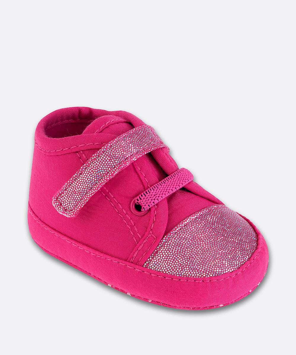 Tênis Infantil Bebê Casual Recorte Pimpolho