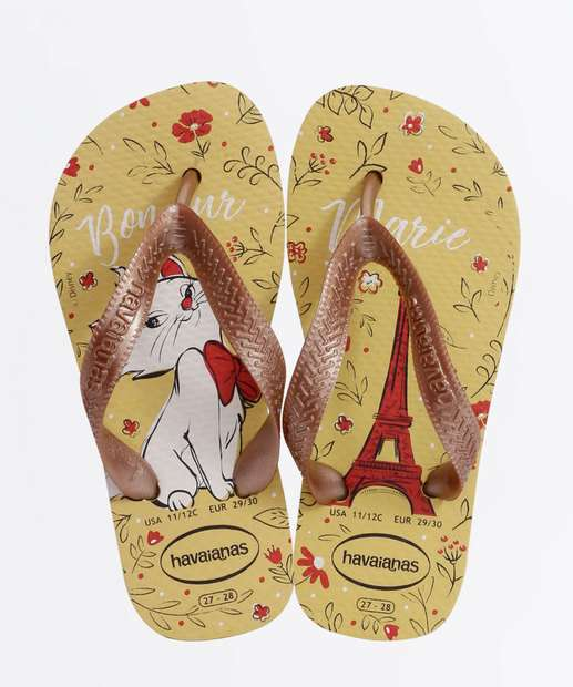 Image_Chinelo Havaianas Infantil Kids Top Marie