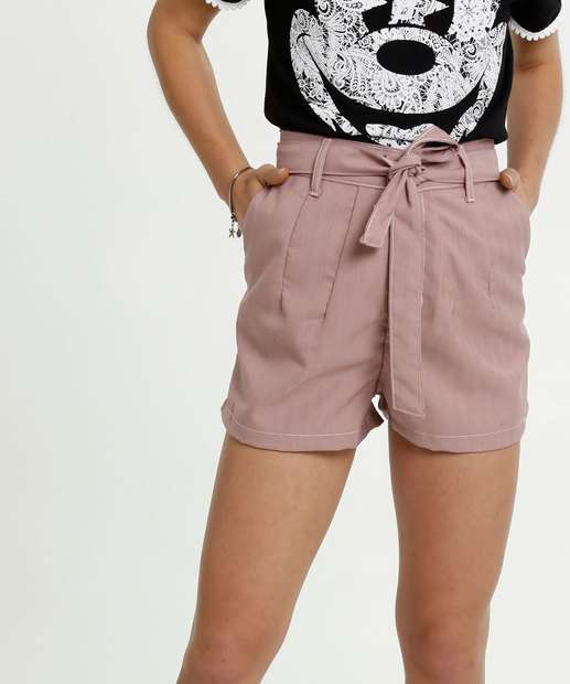 Image_Short Feminino Listrado Clochard Razon