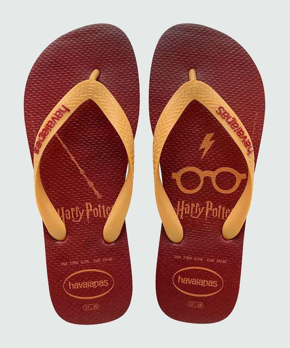 Chinelo Havaianas Masculino Harry Potter Havaianas