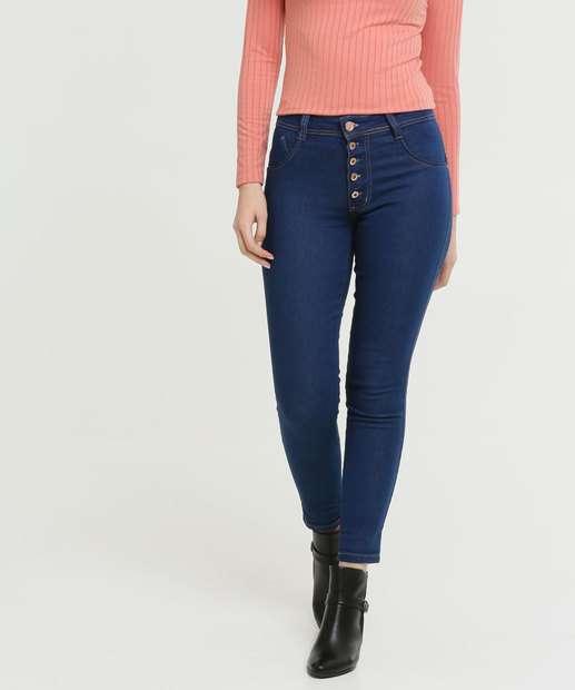 Image_Calça Jeans Skinny Botões Feminina Biotipo