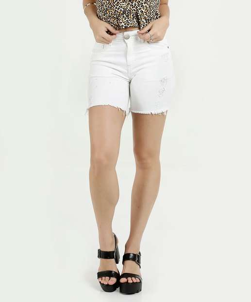 Image_Short Feminino Puídos Five Jeans