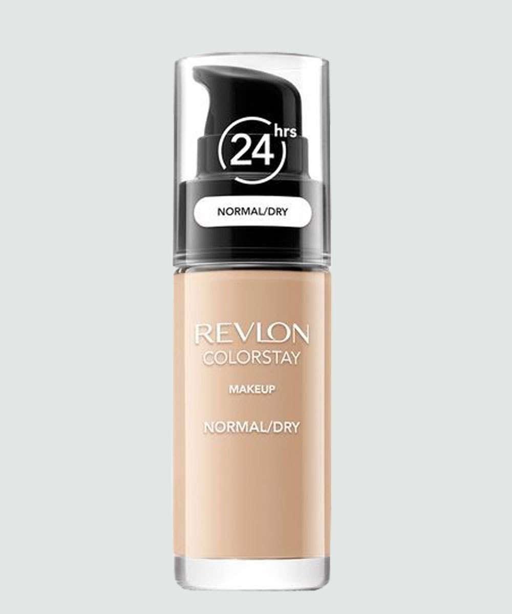 Base Líquida Colorstay Pump Normal Dry Skin Revlon - Sand Beige