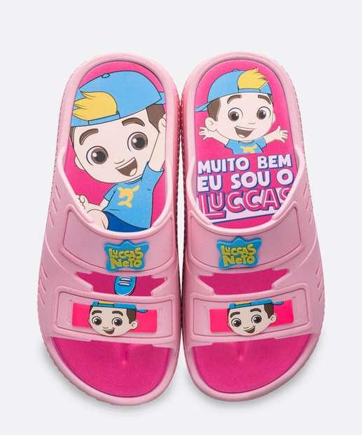 Image_Chinelo Infantil Slide Troslei Luccas Neto Grendene Kids