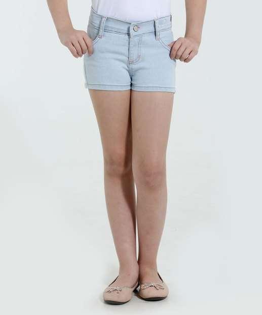 Image_Short infantil Jeans Marisa