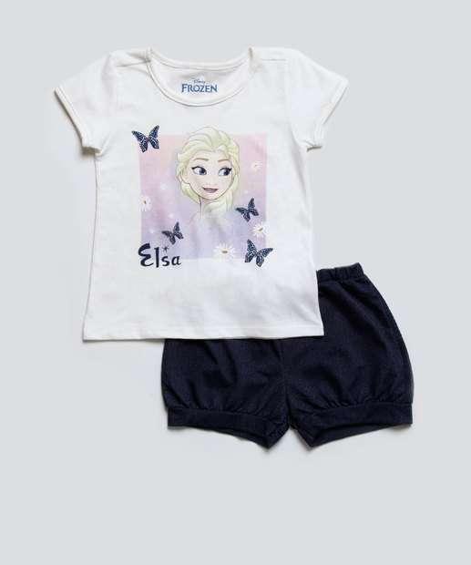 Image_Conjunto Infantil Estampa Frozen Disney
