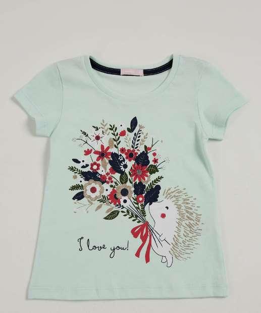Image_Blusa Infantil Estampa Floral Manga Curta Marisa