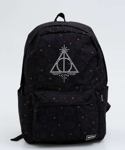 Image_Mochila Masculina Estampada Harry Potter Warner Bros