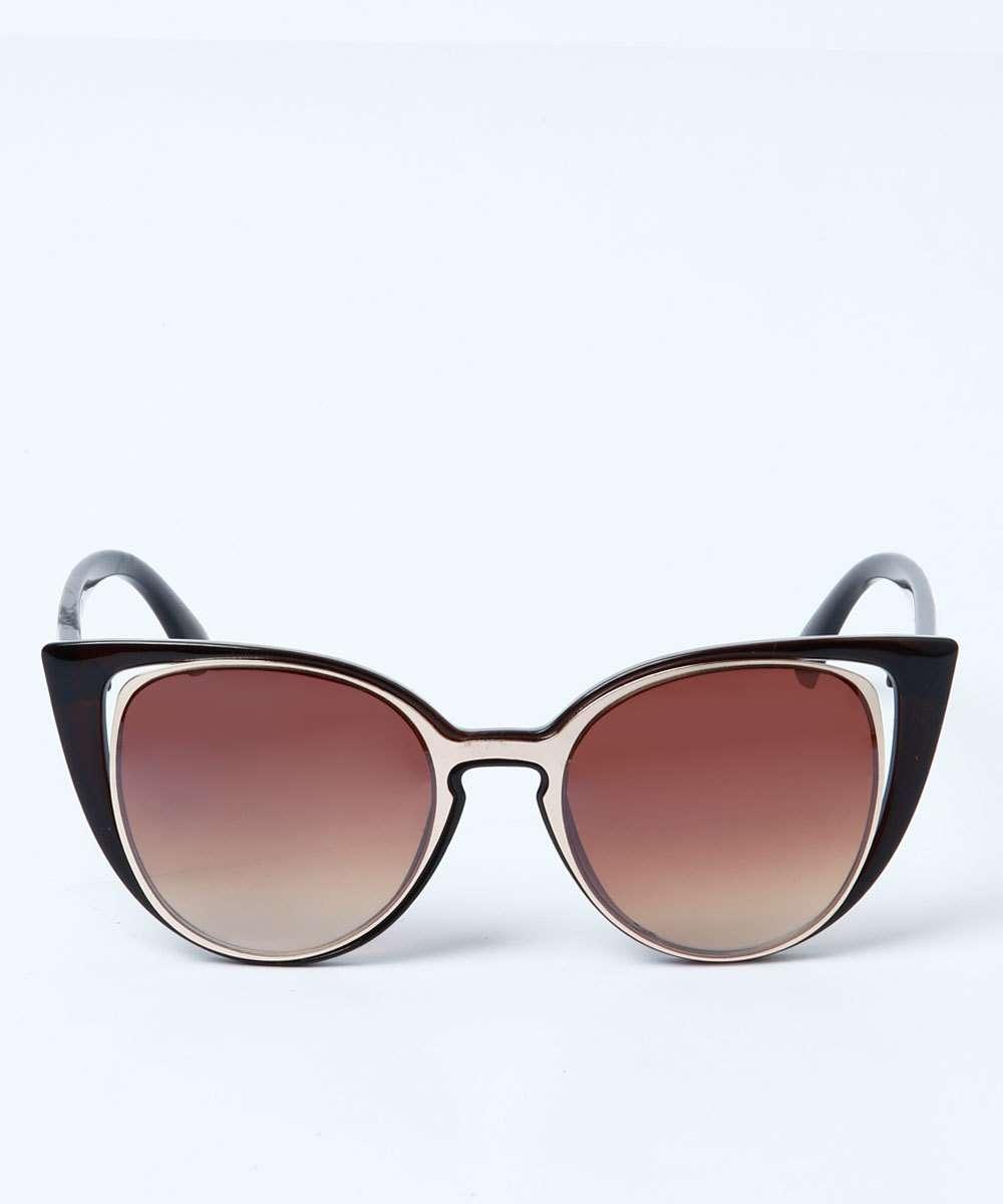 Óculos Feminino de Sol Gatinho Marisa   Marisa db86502037